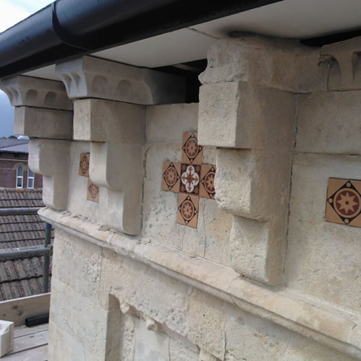 Stonework and Brickwork